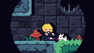 [WitchWay] かわいい2D魔女っ娘パズルアクションゲームをレビュー!